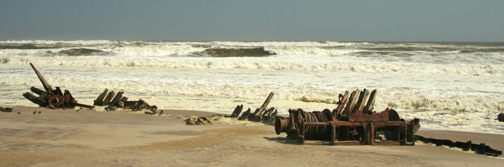 Skeleton Coast National Park - Best Time to Visit Namibia