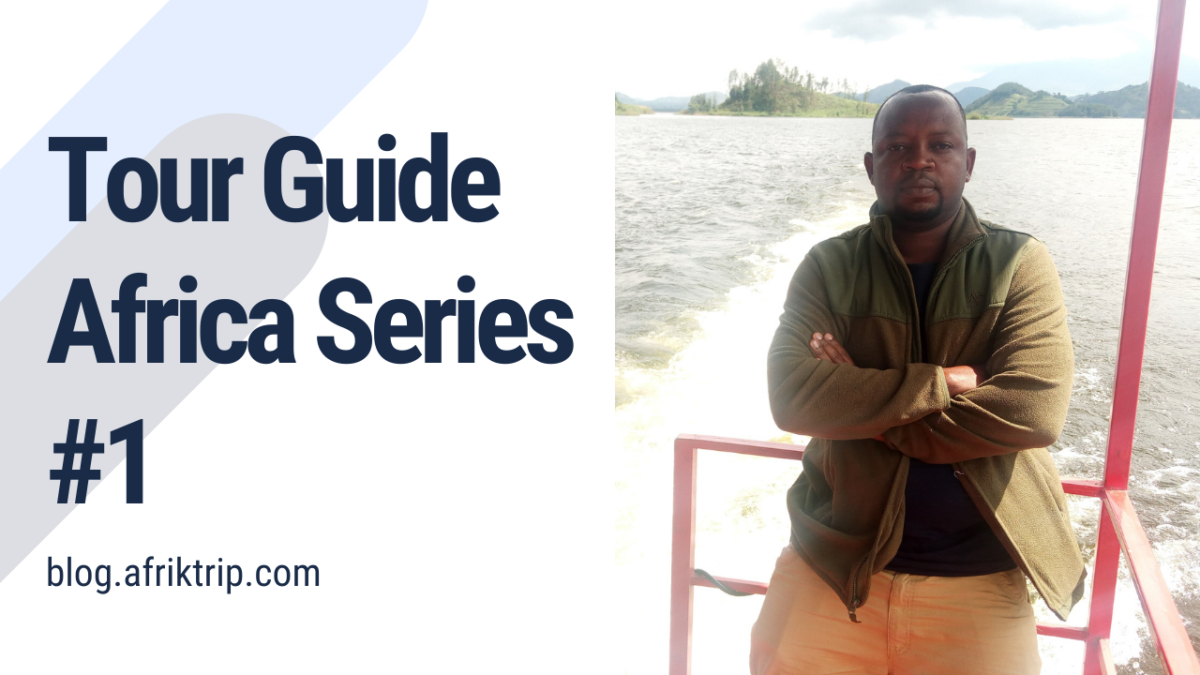 Tour Guide Africa Episode 2 with Confindence Aguiyi